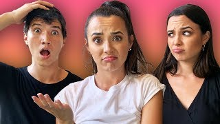 Who Knows Veronica Better? TWIN vs BEST FRIEND w/ The Merrell Twins and Lazyron