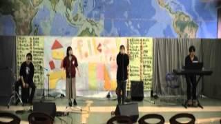神奈川大学の弾き語りサークル(folks)の学園祭、2013神大フェスタでの...