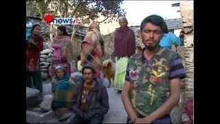 POWER NEWS Baadi Bajhang by Sangam Baniya, news24 tv