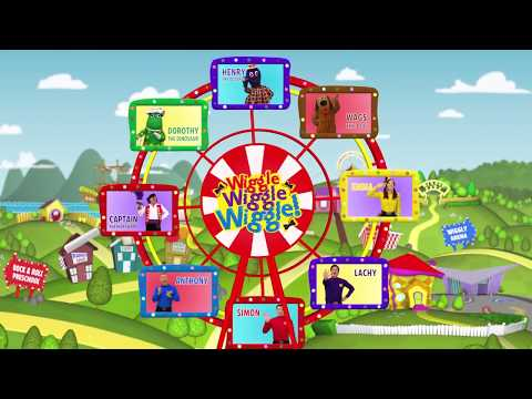 The Wiggles - Wiggle, Wiggle, Wiggle! TV Opening
