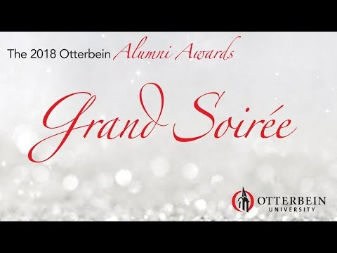 Otterbein University Grand Soiree Alumni Awards