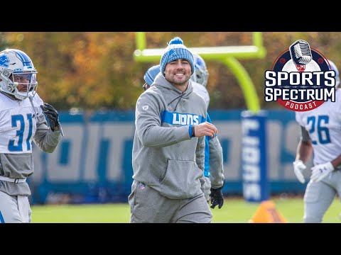 Dylan Thompson - Detroit Lions Character Coach
