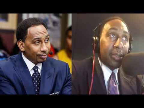 ESPN FIRST TAKE TV - Chris Bosh & Donald Trump vs Hillary Clinton