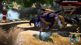 Dragon Age™: Inquisition Caballero Encantador mata dragones