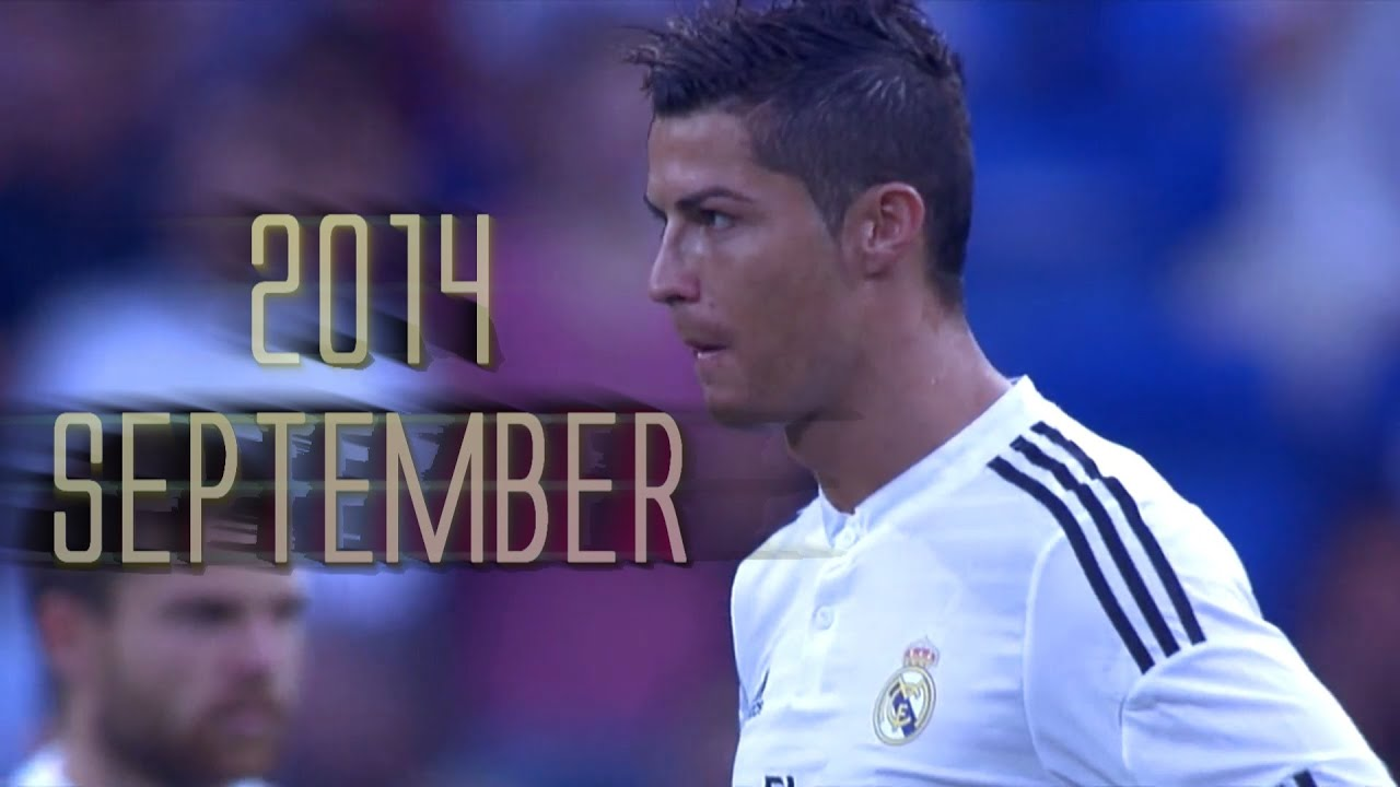 Download Cristiano Ronaldo   Monthly Review   September   2014/2015 HD