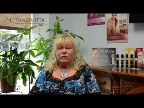 FaceTite Before & After   Dr  Kristina Tansavatdi