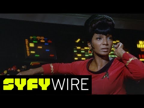 Thumbnail: Star Trek's Nichelle Nichols on Uhura's Impact, Leonard Nimoy and More | SYFY WIRE