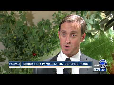 Denver creating legal defense fund for immigrants