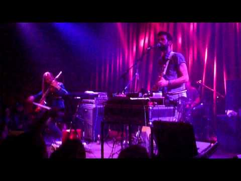Geographer - Kites LIVE at The Independent