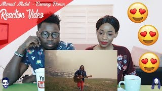 Ahmad Abdul - Coming Home (Official Music Video) REACTION VIDEO