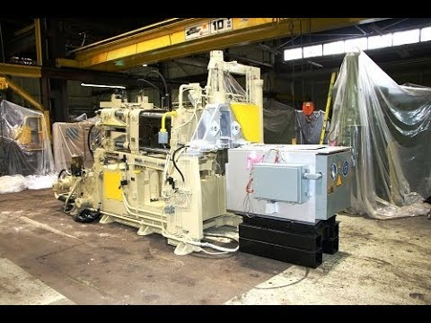 Used 200 Ton Frech Hot Chamber Die Casting Machine # 4533