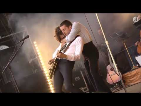 The Last Shadow Puppets - Used To Be My Girl - Live @ Øyafestivalen 2016 - HD