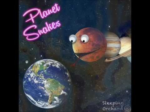 Sleeping Orchard - Planet Snakes (2014 - Full EP)