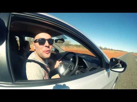 Darwin to Uluru (Ayers Rock) RoadTrip