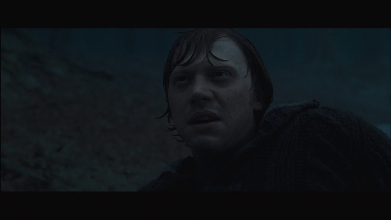 Ron Destroys the Locket - Harry Potter and the Deathly Hallows Part 1 [HD]