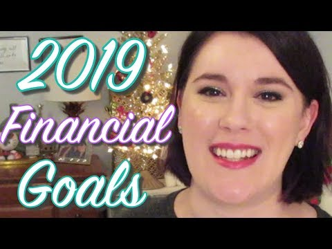 2019 FINANCIALS GOALS & PLANS