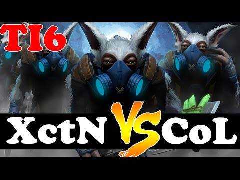EXECRATION VS COMPLEXITY GAMING - The International 6 Wild Card - Dota 2