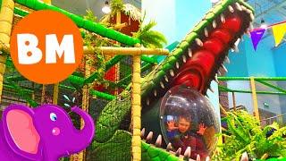 Парк развлечений Лабиринт детский Игровая детская площадка | Kids Playroom Amusement Park