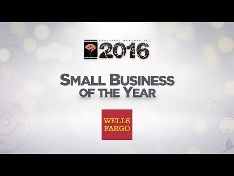 Small Business of the Year - Beautiful Bakersfield Awards 2016
