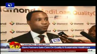 Diamond Bank launches medical loan product for healthcare facilities in Nigeria