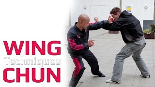 How to keep your distance and straight blast wing chun