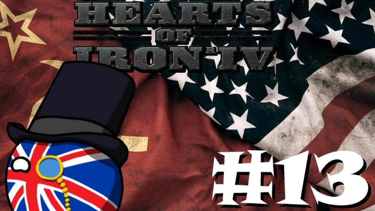 Hearts Of Iron IV: Cold War Iron Curtain Mod   Liberating North Vietnam!    Part 13