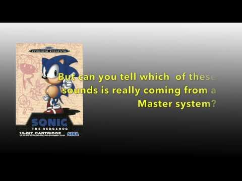 The Megadrive (Genesis) Sound Challenge: FM vs PSG