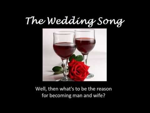 The Wedding Song  - There Is Love With Lyrics - Tiffany Anne Music