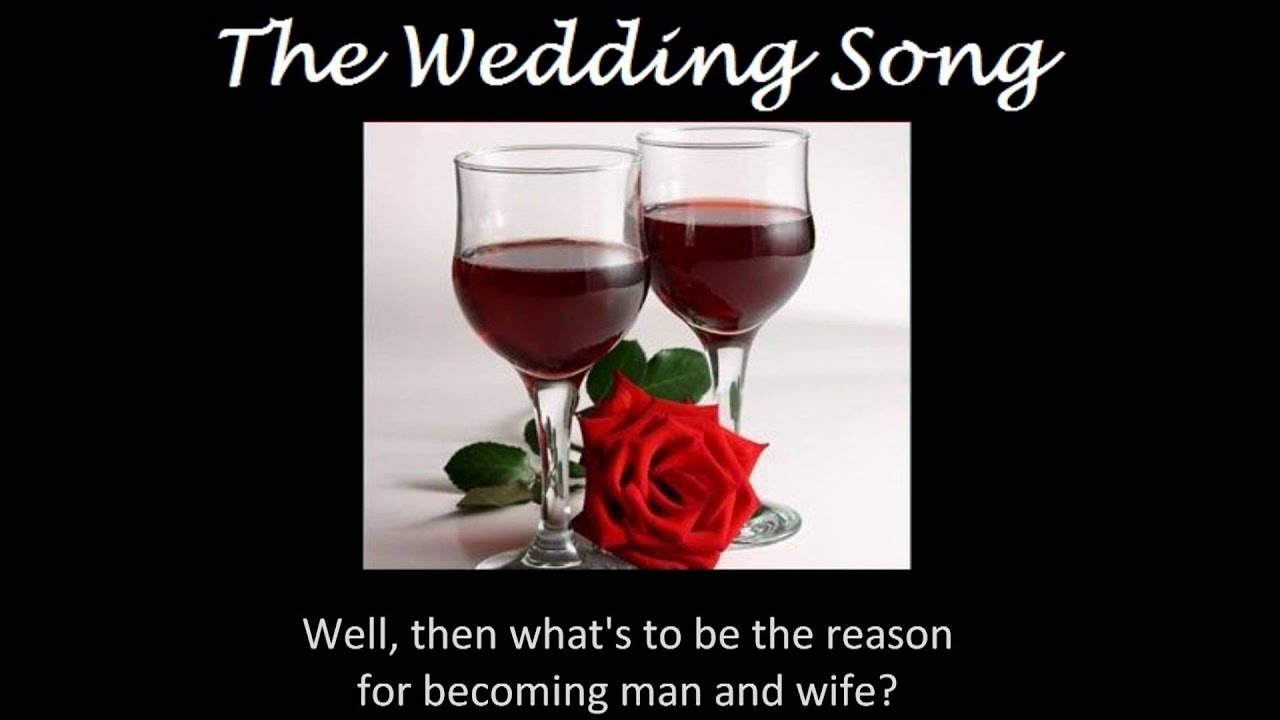 Wedding Song There Is Love.The Wedding Song There Is Love With Lyrics Tiffany Anne Music