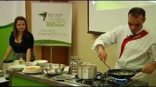 Taller de Cocina Saludable: Cuida tu Corazón  Receta: Sopa de atún con tomate