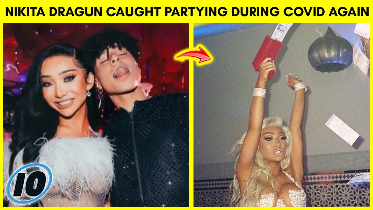 Nikita Dragun Under Fire For Throwing ANOTHER COVID Party