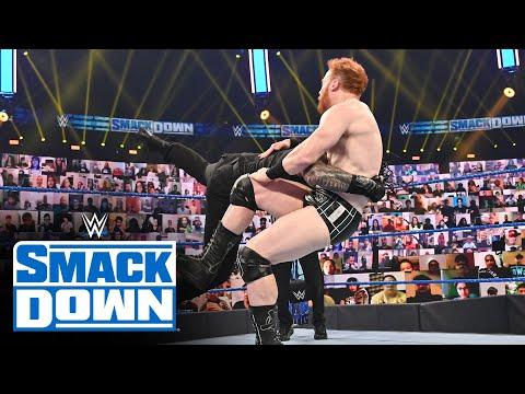 Roman Reigns & Jey Uso vs. Sheamus & King Corbin: SmackDown, Sept. 11, 2020