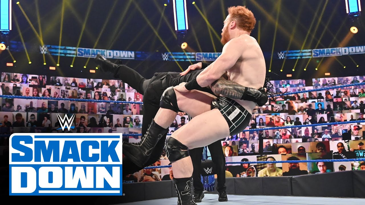 Download Roman Reigns & Jey Uso vs. Sheamus & King Corbin: SmackDown, Sept. 11, 2020