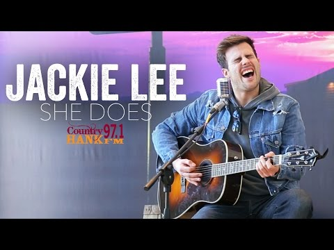 She Does - Jackie Lee (Acoustic)