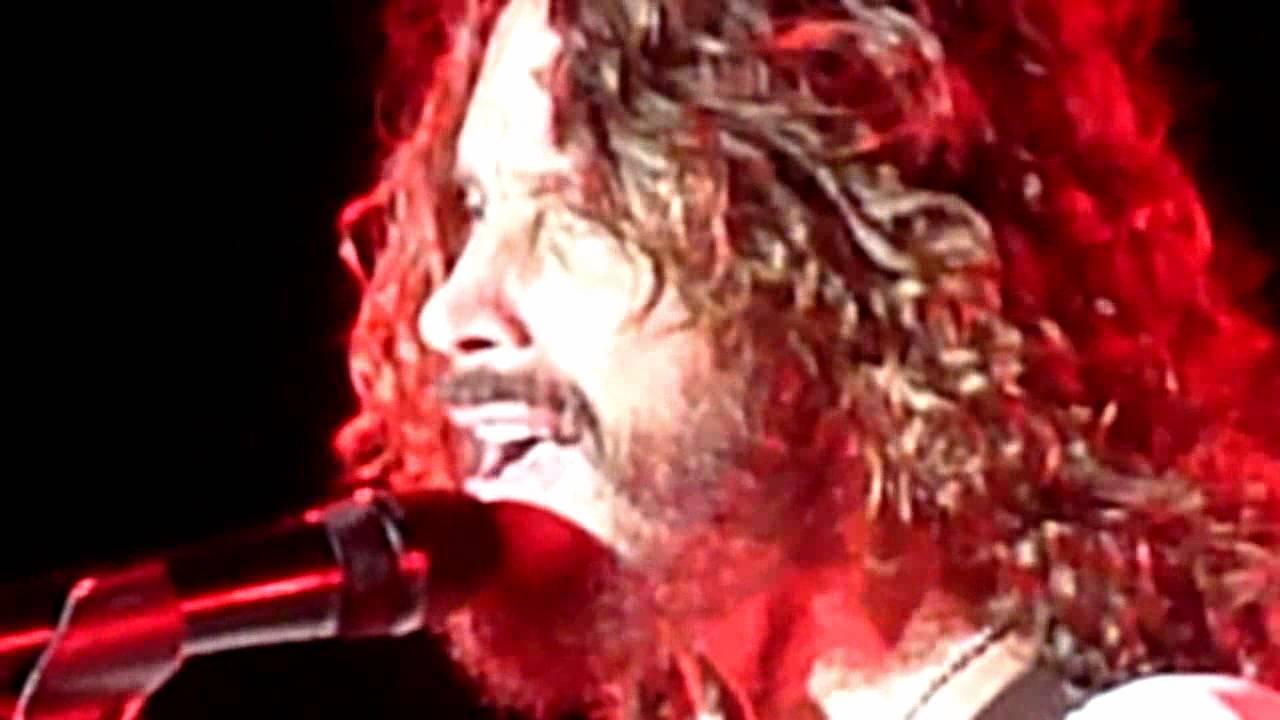 Soundgarden Pretty Noose Live Voodoo Experience New Orleans LA October 28 2011