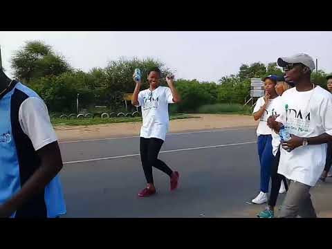 HIV/Aids , Health and Fitness awareness campaign - IDM Botswana