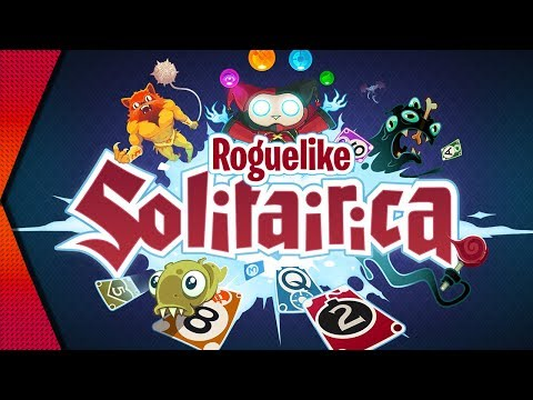 Solitairica - GREAT SOLITAIRE-LIKE RPG ROGUELIKE CARD GAME FOR ANDROID & IOS! | MGQ Ep. 378
