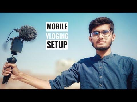Mobile Vlogging Setup