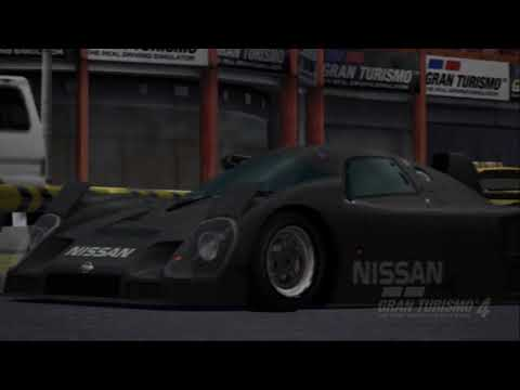 (PCSX2) GT4 - Laps vs Tyres - Nissan R92CP