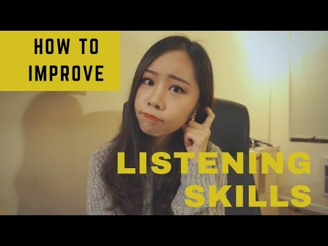 Chit Chat 如何提高英语听力的诀窍 How to improve English listening skills| DazzleLime