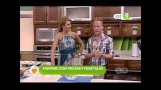 Giros - Segmento De Cocina - Muffins De Zucchini