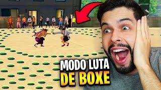 ARREGOU = EXPLODE!!TORNEIO DE BOXE COM MINAS DO FREE FIRE!!