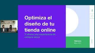 Optimiza el diseño de tu tienda online y ofrece una experience de compra única.