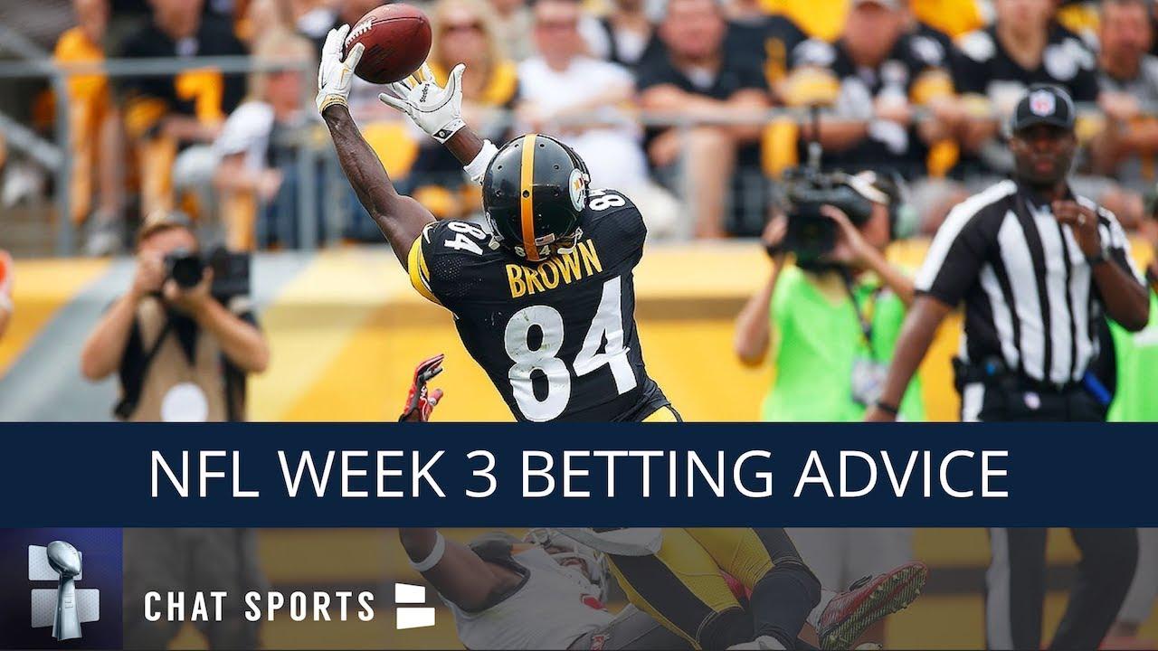 Nfl betting advice week 3 west coast eagles coach betting tips