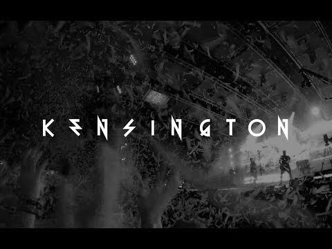 Kensington live @Sziget Festival 2017