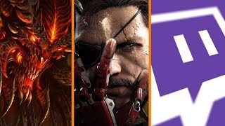 New Diablo Ramping Up + Metal Gear Solid's Nuke Mistake + Twitch Bigger than CNN - The Know