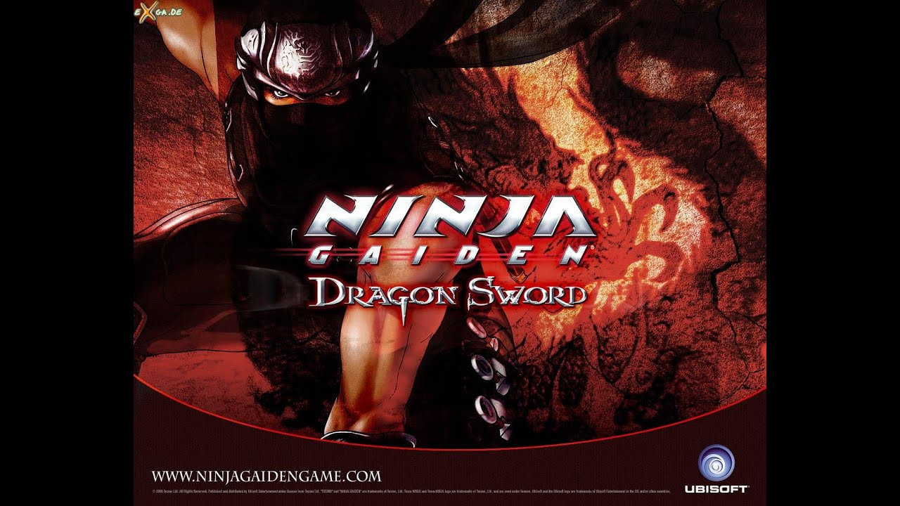 Ninja Gaiden Dragon Sword Story Cutscenes Youtube