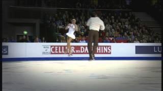Műkorcsolya és jégtánc Európa-bajnokság a Dunán