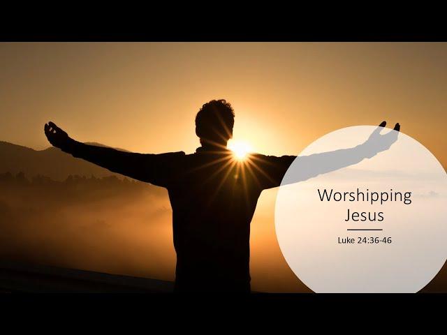 Worshiping Jesus · 210418 Sunday Morning (Video 2) · Pastor Jerome Pittman