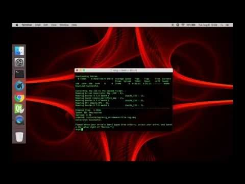 How to Install Bootloader on Mac OS X El Capitan Retail on